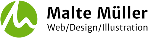 Malte Müller – Webdesign & Illustration